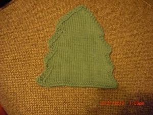 pine tree cloth